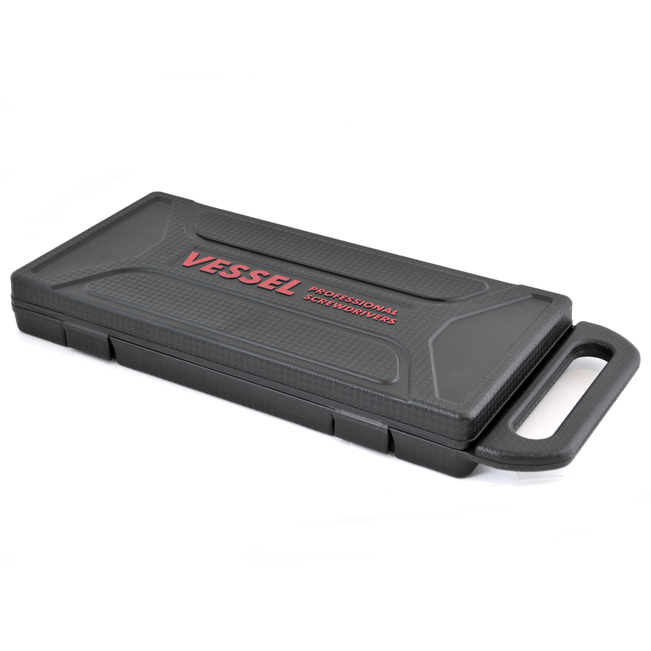 12-PC, Dual Tone Screwdriver Set (With Storage Case) (VES-4012PS)