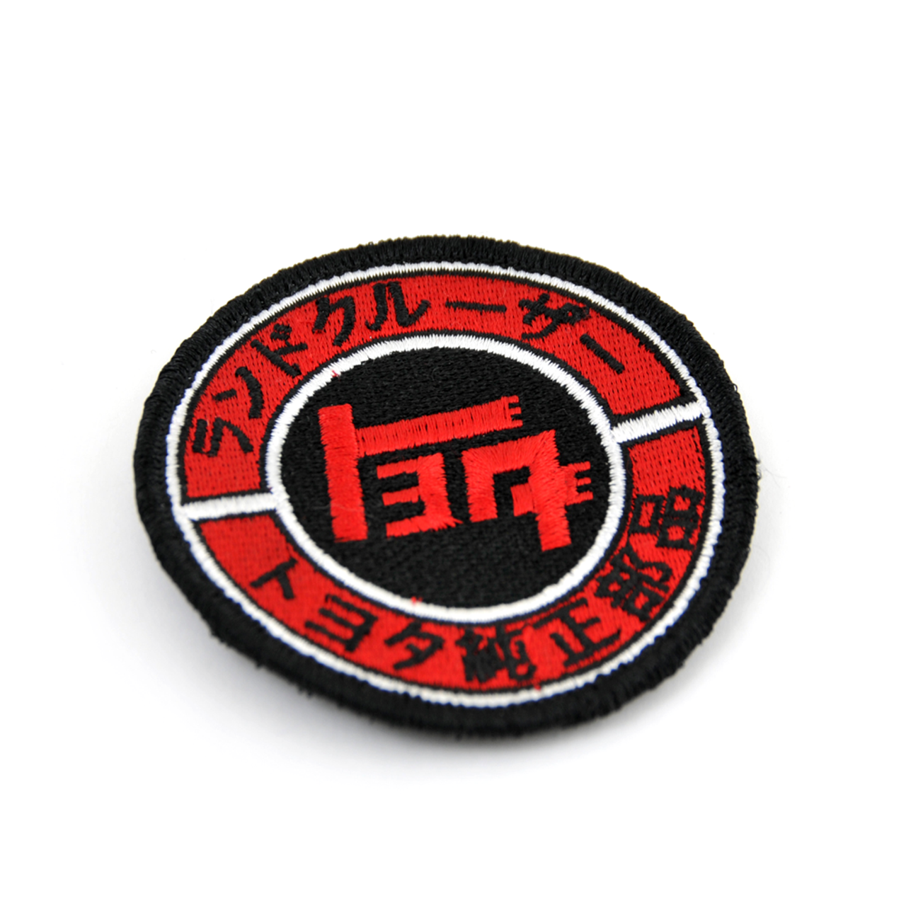 TEQ More-Al Patch-red (TEQ-4)
