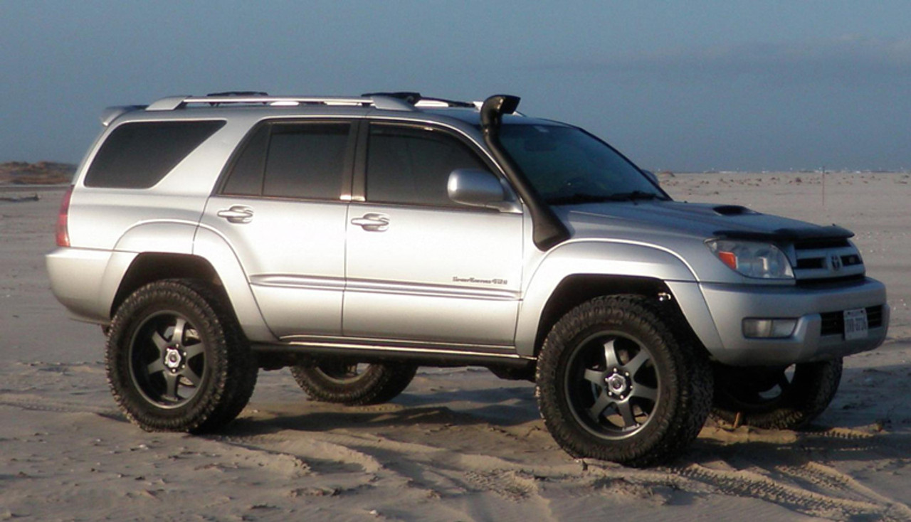 Classic Speski Barrier- 4th Gen 4Runner (SPSKI-4GEN)