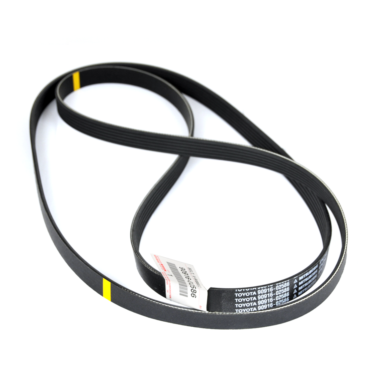 100 Series 2UZ Serpentine Belt (TDB-4)
