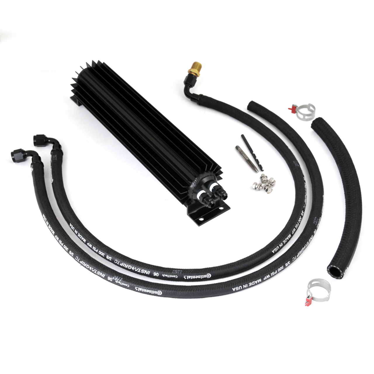80 Series 1FZ Power Steering Cooler and Hose Upgrade Kit (PSC-1KIT)