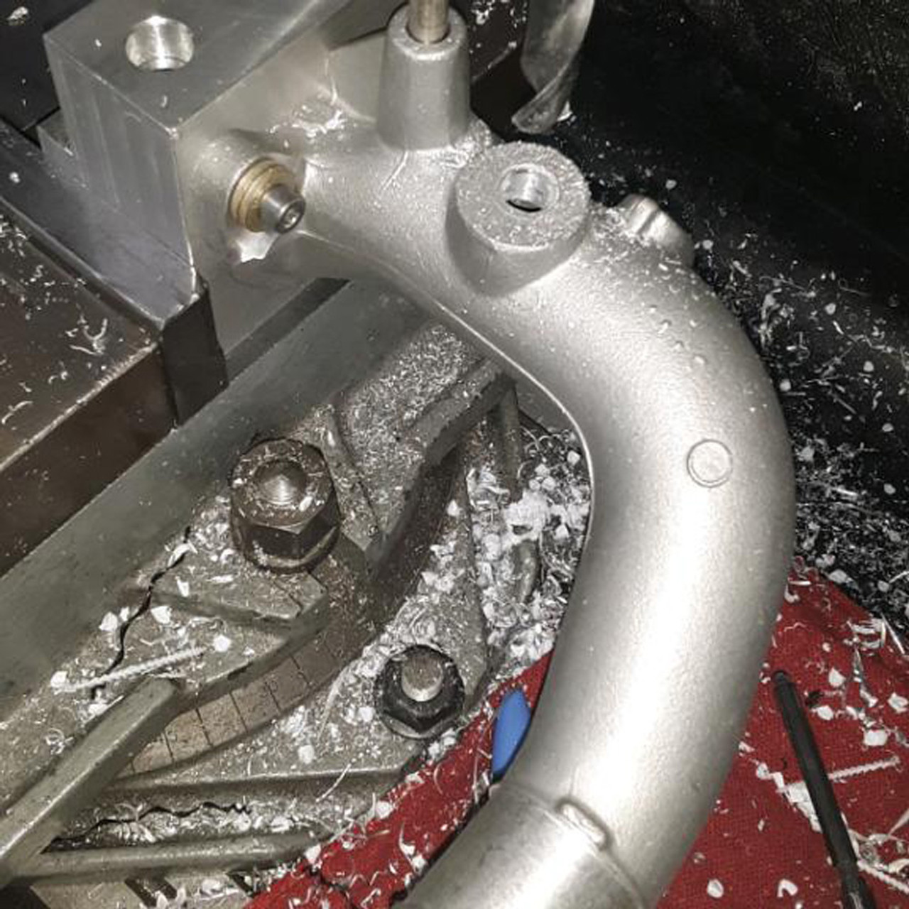 80 series 1FZ Upper Coolant Outlet- Modified (UCO-1)