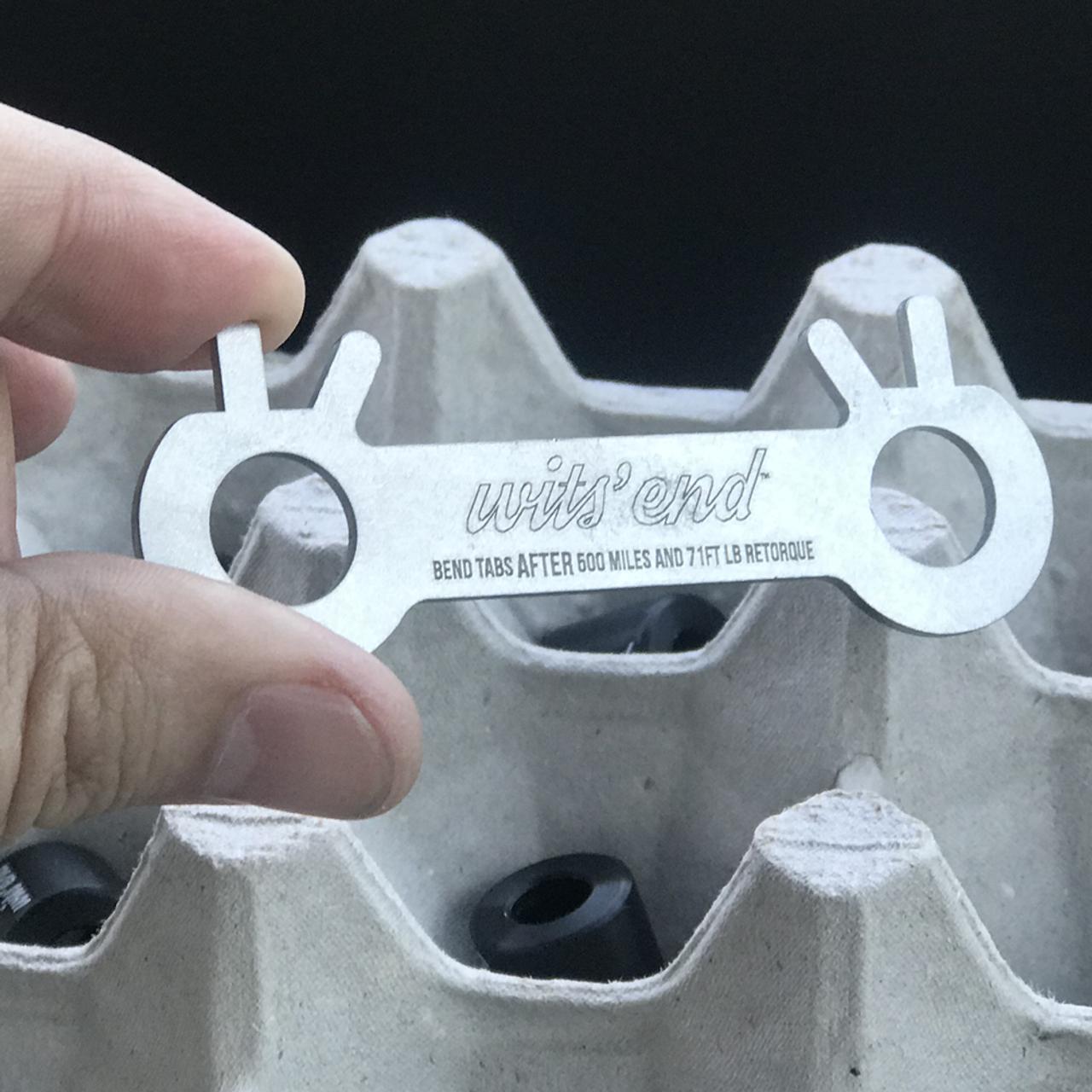 80 Series Nut Hugger- Toyota Solid Axle Knuckle (SAK-1)