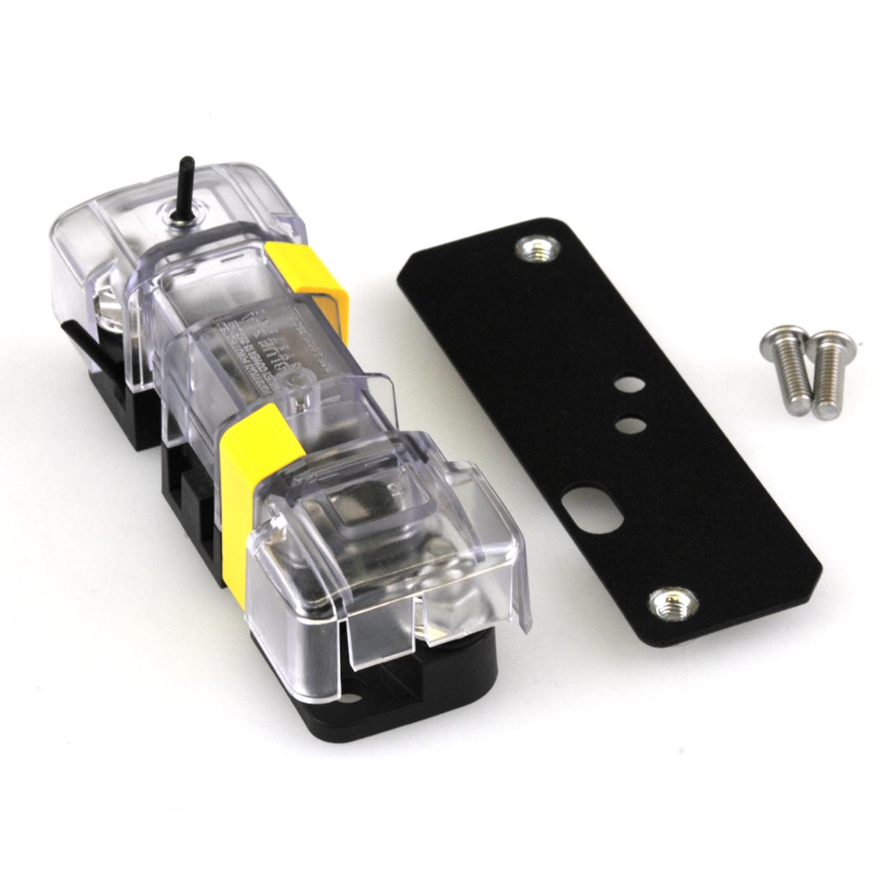 80 Series Mounting Bracket for the 7720 AMI/MIDI Safety Block Mounting Bracket (SBM-1)