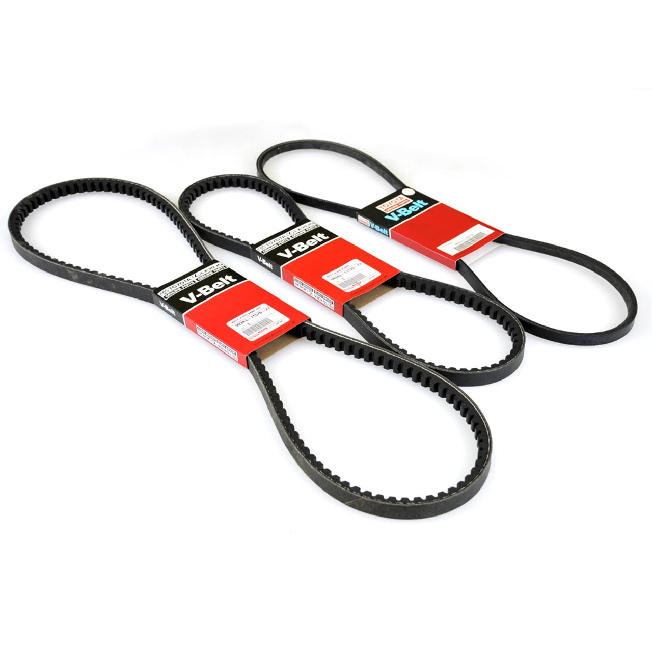 60 Series Toyota Drive Belts- 2F (TDB-6)