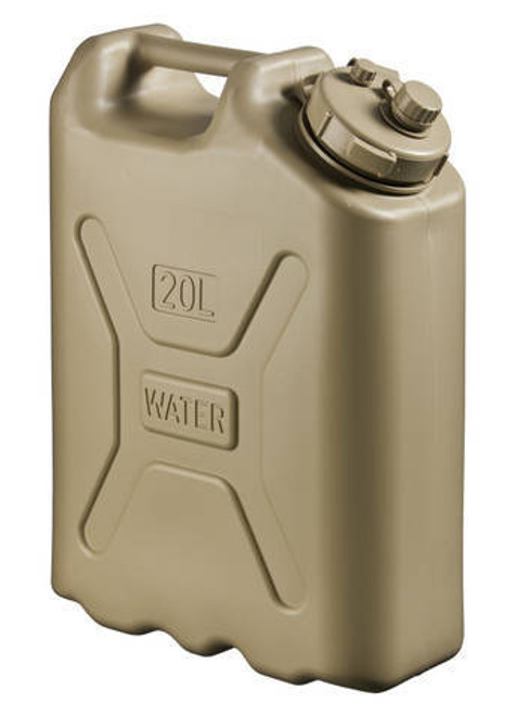 Scepter 5.28 gal./ 20L Water Can- Tan (SCP-20Tan) 06181