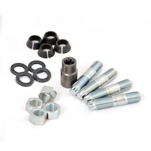 80 Series OEM Lower Knuckle Stud and Hardware Kit (KAN-3)