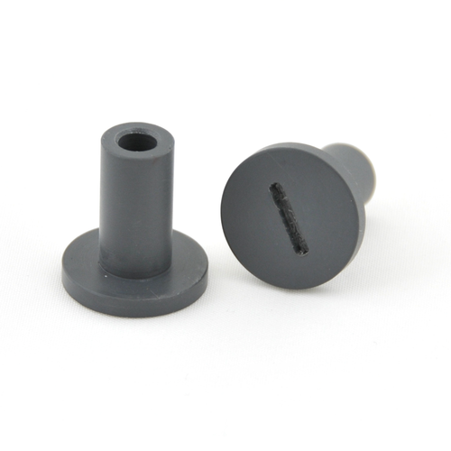 80 Series Plastic Step Nut- Gray Extended