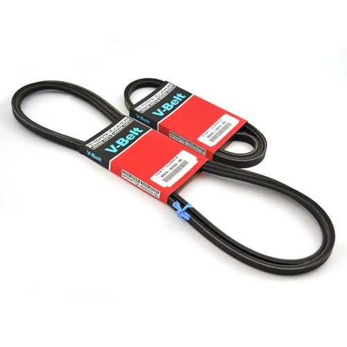 80 Series 1FZ Complete Belt Kit