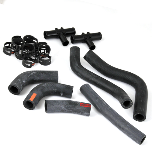 100 Series 2UZ Heater Hose Kit