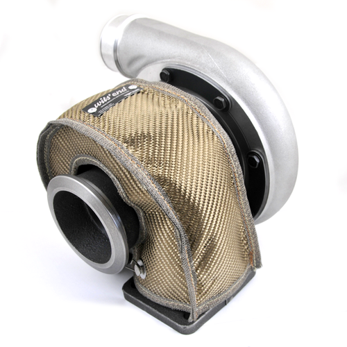 Wits' End T3-T4 Turbo Blanket - Lava (TBL-4)