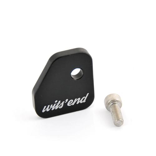 SpeedSensor Block Off for BW S300 Series Turbos (SSB-1)