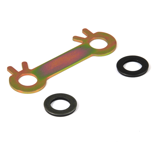 80 Series Nut Hugger- Toyota Solid Axle Knuckle (SAK-1)- the new piece replaces the OEM washers