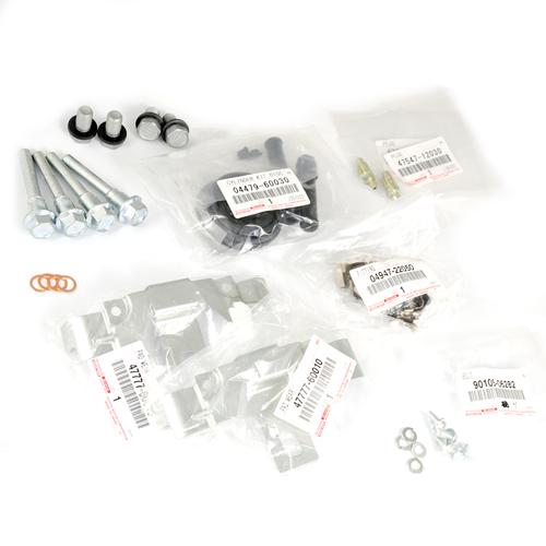 80 Series Land Cruiser Caliper Rebuild Kits- Rear Set, 8/92-1/98 (CRK-2)