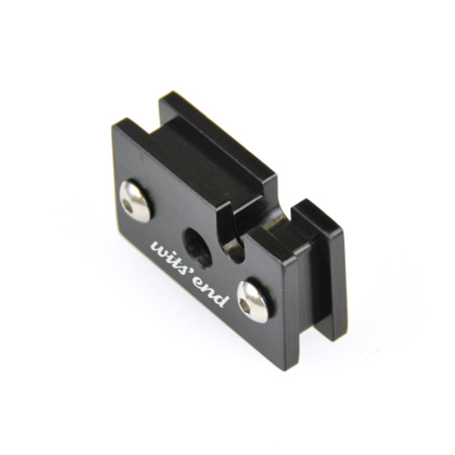 DashHole Plug- Mount, with Notch (DPM-2) Fits all 80s and 90s Toyota vehicles and Delta Console