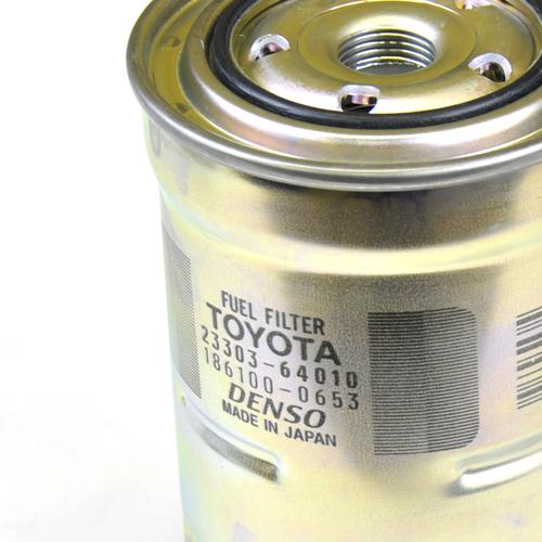 Toyota 1HD, 1HD-T, 1HZ fuel filter (TFF-6)