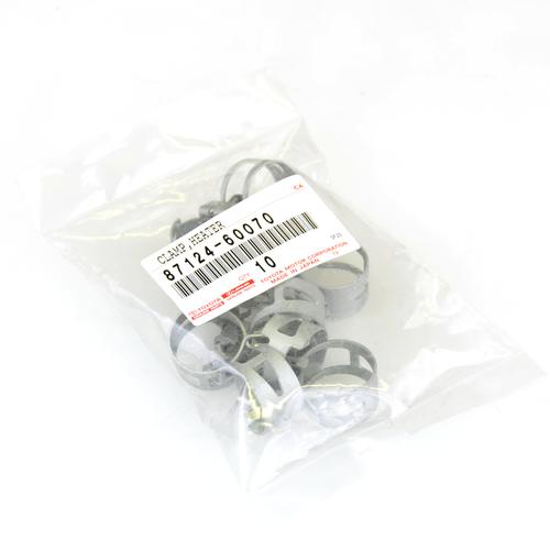 80 Series Heater Hose Clamp- 3FE/1FZ (HHC-1) pack of ten