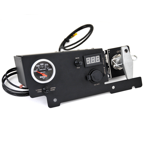Wits' End Power and Battery Disconnect System (BDM-1)