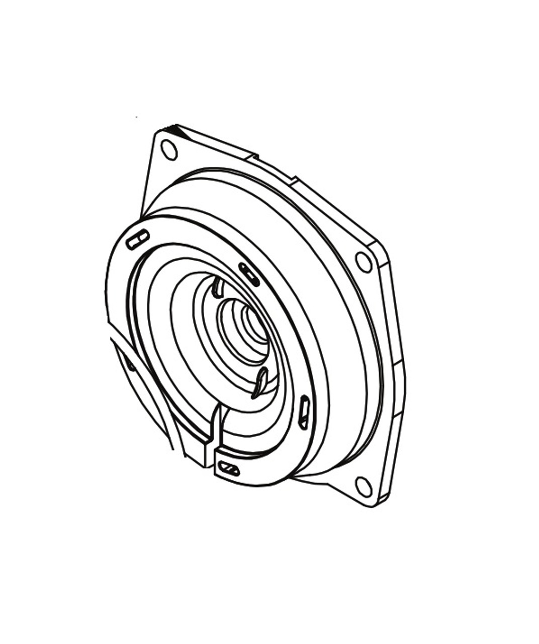 Seal Housing Flange Replacement For Imp Pumps