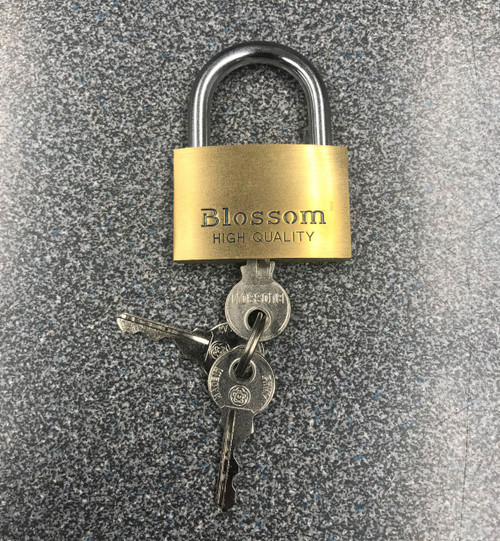 Padlock for BS Universal Gate System