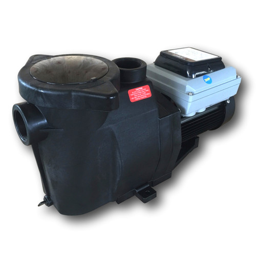 3 HP Energy Star Certified Variable Speed In Ground Blue Torrent Cyclone Swimming Pool Pump 2 Inch Ports Qualifies for Utility Rebates
