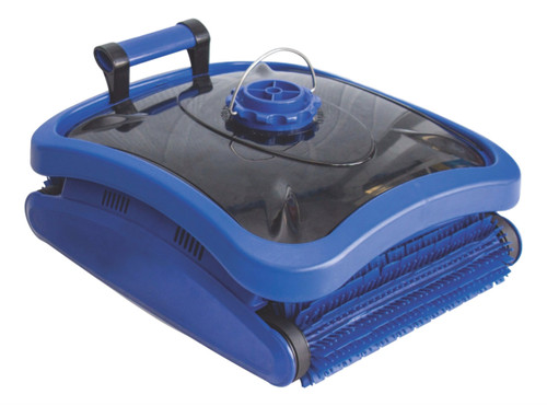 Blue Torrent iBot Energy Efficient In Ground Smart Robotic Cleaner for Swimming Pools Up to 50,000 Gallons