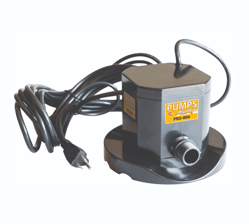1/4 HP 800 GPH Genius IQ Pumps Away Submersible Swimming Pool Cover Pump for Above and In Ground