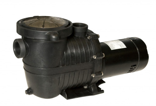 2 HP Supreme In Ground Swimming Pool Pump 230v 2 inch ro 1.5 Ports