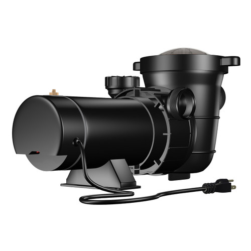 2019 Maxi Force Single Speed Energy Efficient Above Ground Swimming Pool Pump With 2 Year Warranty Available in 3/4 HP 1 HP 1.5 HP and 2 HP