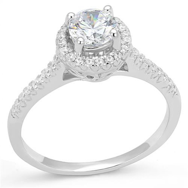 Women/'s .925 Sterling Silver Rhodium Plated 1.8 Ct Marquise Cz Engagement Ring