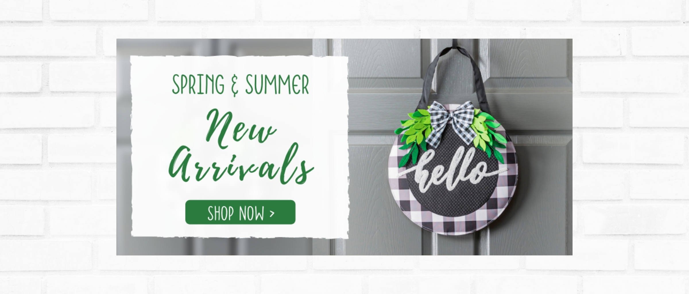 Shop All Spring and Summer Decor and Garden Flags