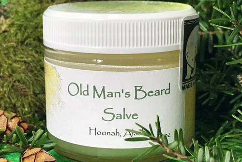 Old Man's Beard Salve 2oz