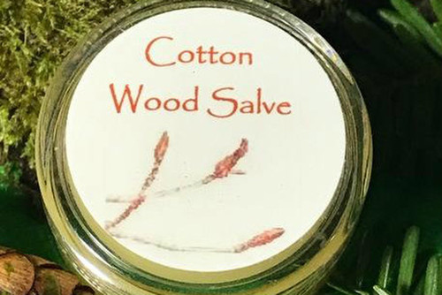 Cottonwood Salve 1/3 oz