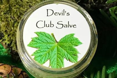 Devil's Club Salve 1/3oz