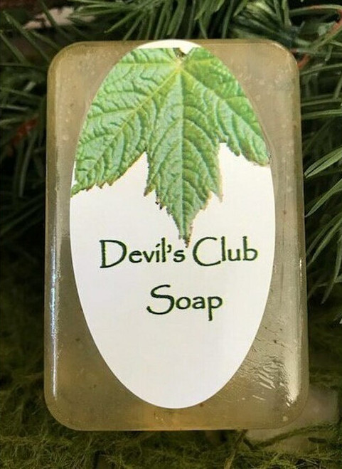 Devil's Club Soap 2.8oz