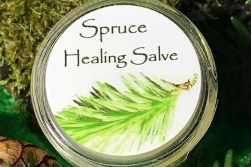 Spruce Healing Salve 1/3oz