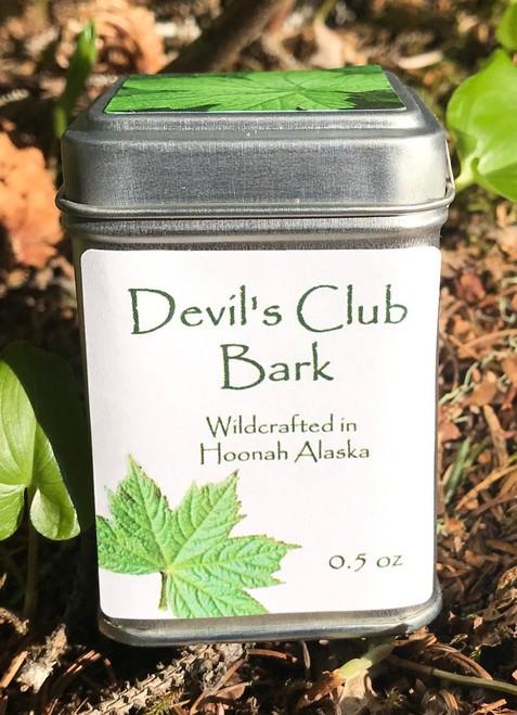 Devil's Club Tea 0.5oz