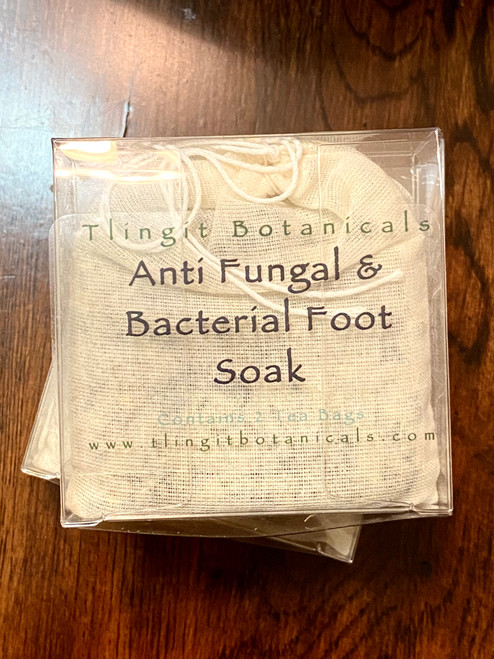 Anti Fungal and Bacterial Foot Soak