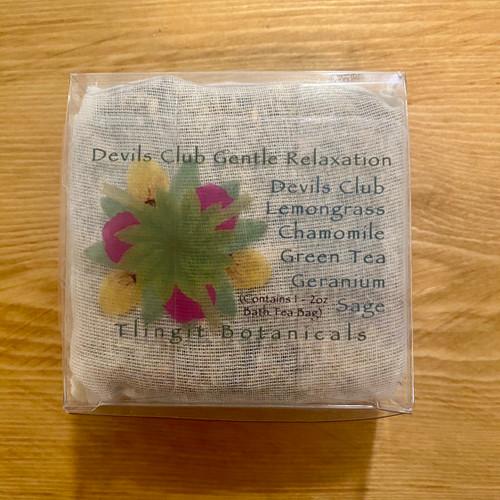 Devils Club Gentle Relaxation Bath Tea