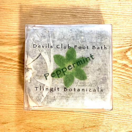 Devils Club Foot Soak - Peppermint