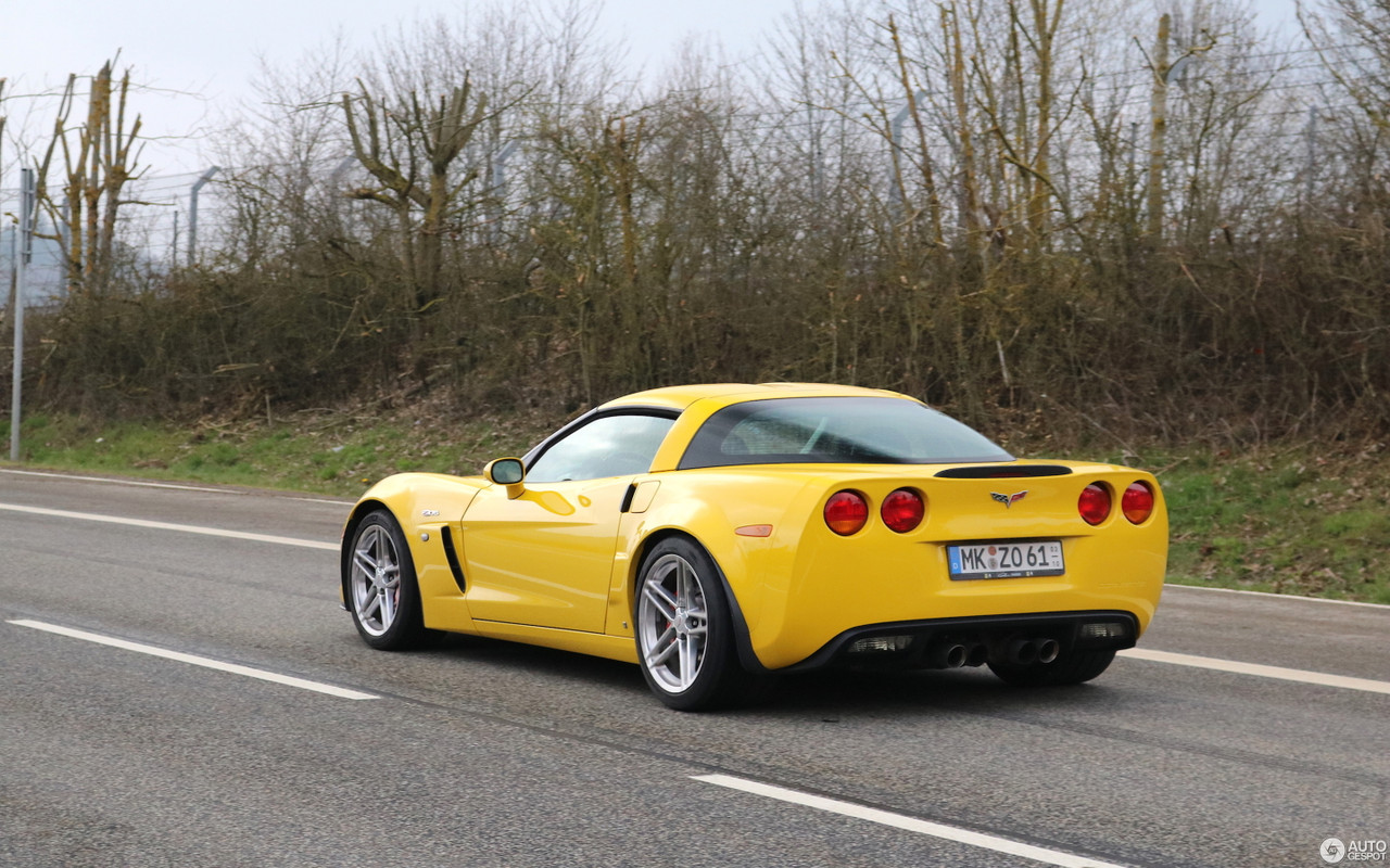 Corvette C6 05-13