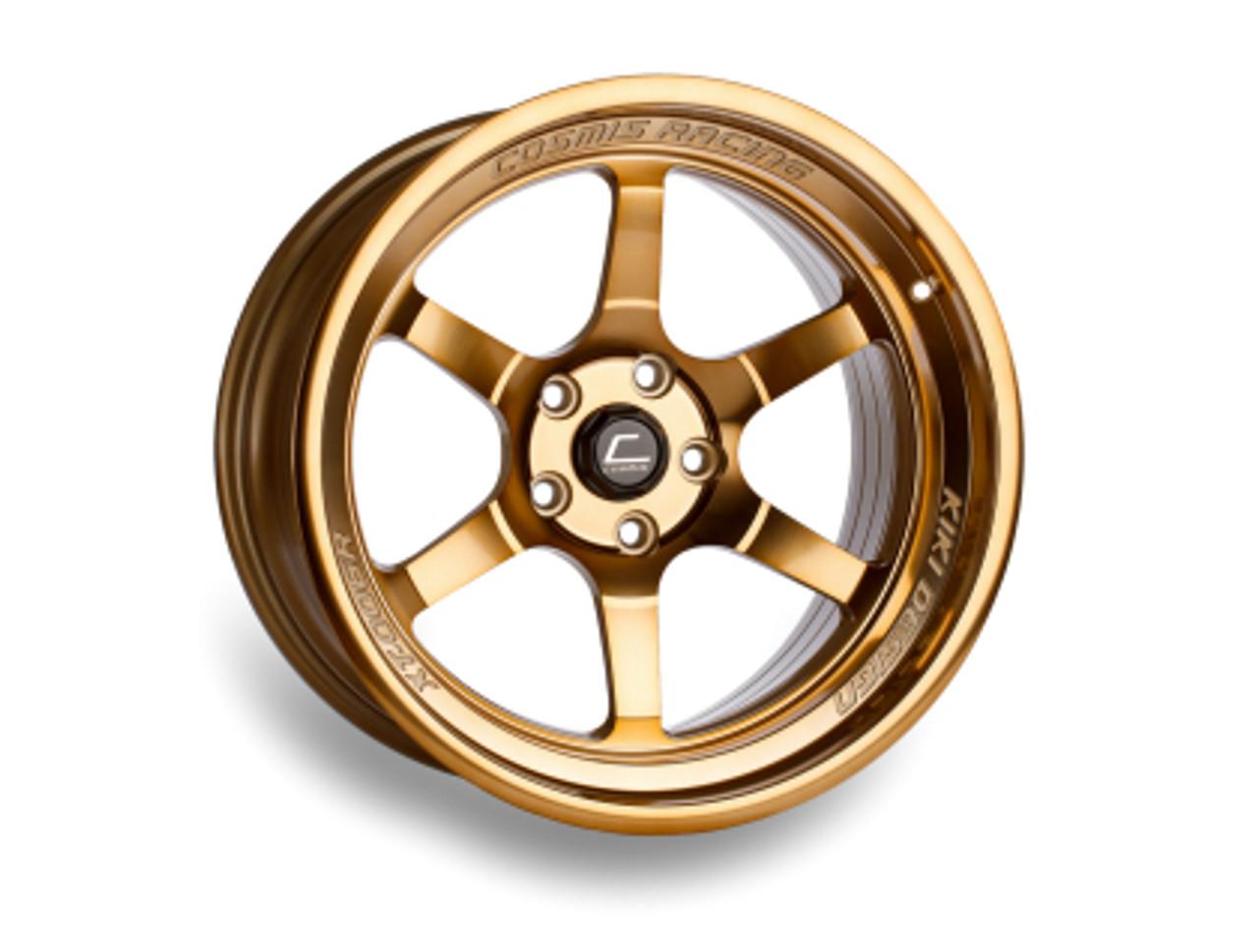 XT-006R Wheels