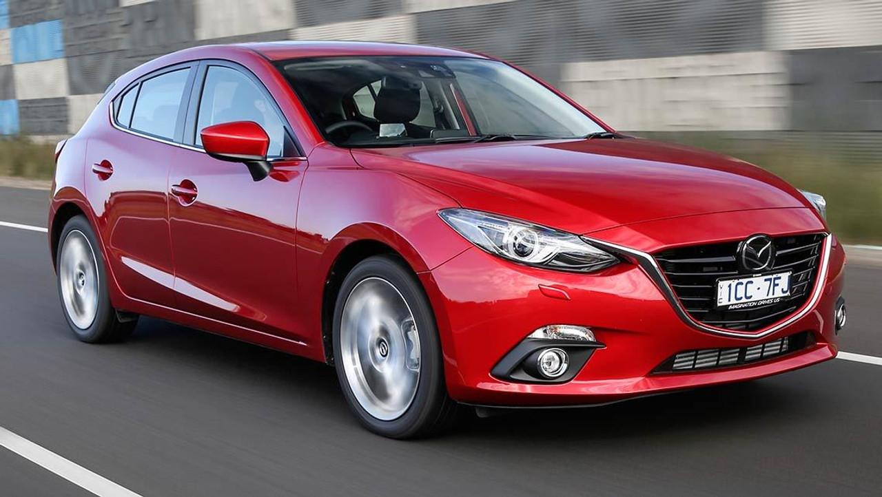 Mazda3 14-18