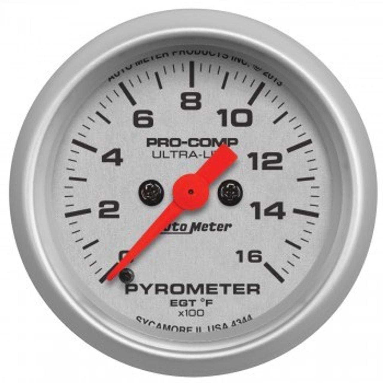 Pyrometer Gauges