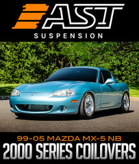 AST 2000 Series Coilovers Mazda MX-5 NB 1999-2005