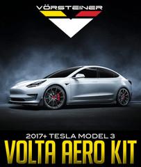 VORSTEINER VOLTA AERO KIT 2017+ TESLA MODEL 3