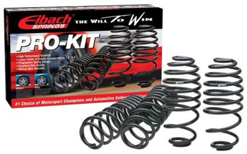 Eibach Pro-Kit Lowering Springs for 10+ MazdaSpeed 3 2.3L 4cyl Turbo