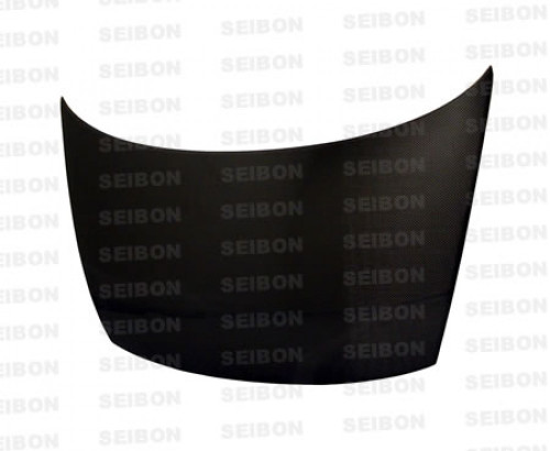 Seibon OEM Carbon Fiber Hood 06-10 Honda Civic 2 Door