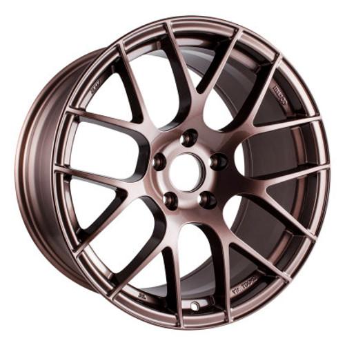 Enkei Raijin 18x9.5 35mm Offset 5x114.3 Bolt Pattern 72.6 Bore Dia Copper Wheel