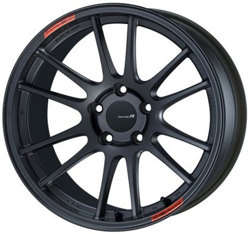 Enkei GTC01RR 18x9.5 5x100 35mm Offset Matte Gunmetallic Wheel